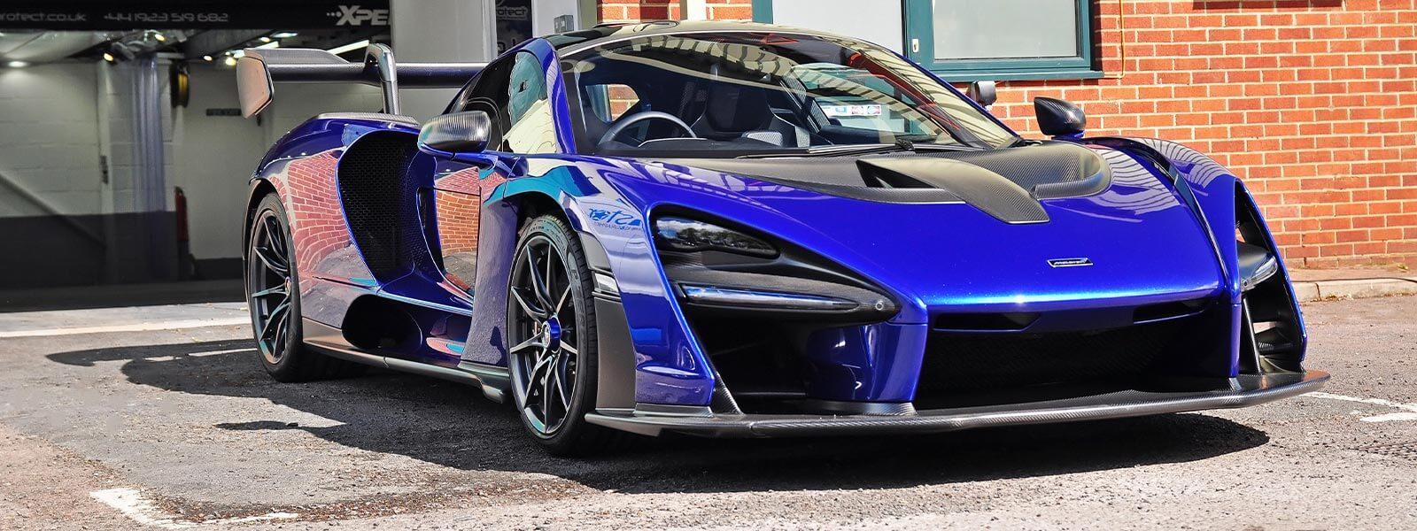 Senna Blue